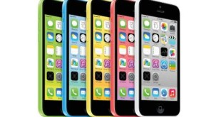 El iPhone 5C: Hermano del 5S