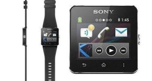 5. sony smartwatch